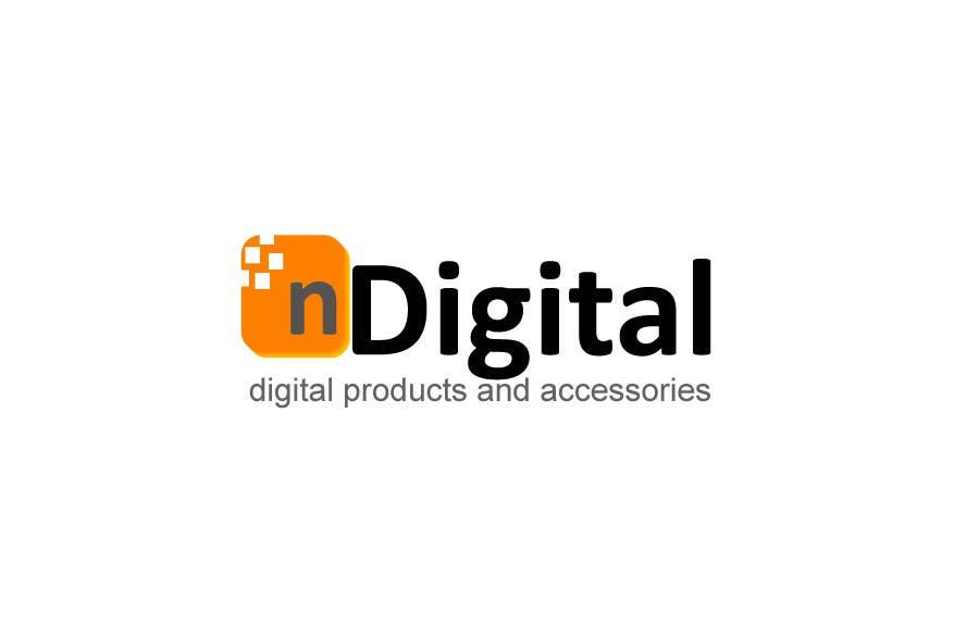 Inscrição nº 146 do Concurso para Design a Logo for a new company - nDigital