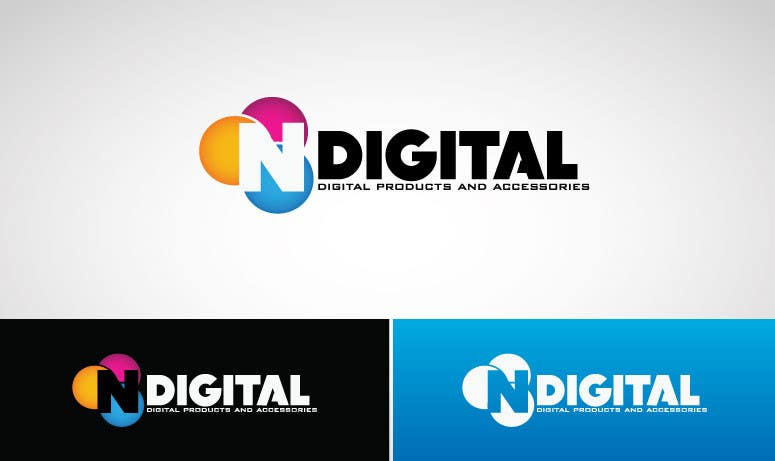 #316 for Design a Logo for a new company - nDigital by jass191