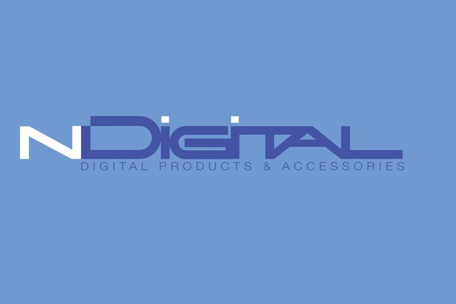 #326 for Design a Logo for a new company - nDigital by stanbaker