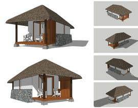 #24 for Beach Bungalows Design af tresamaryjose