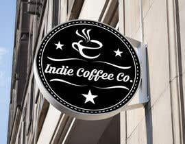 #44 untuk Design a Logo for Indie Coffee Co. oleh georgeecstazy