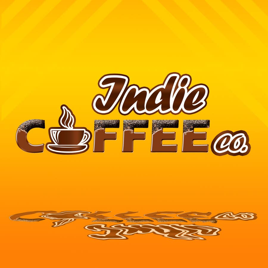 Konkurrenceindlæg #92 for Design a Logo for Indie Coffee Co.