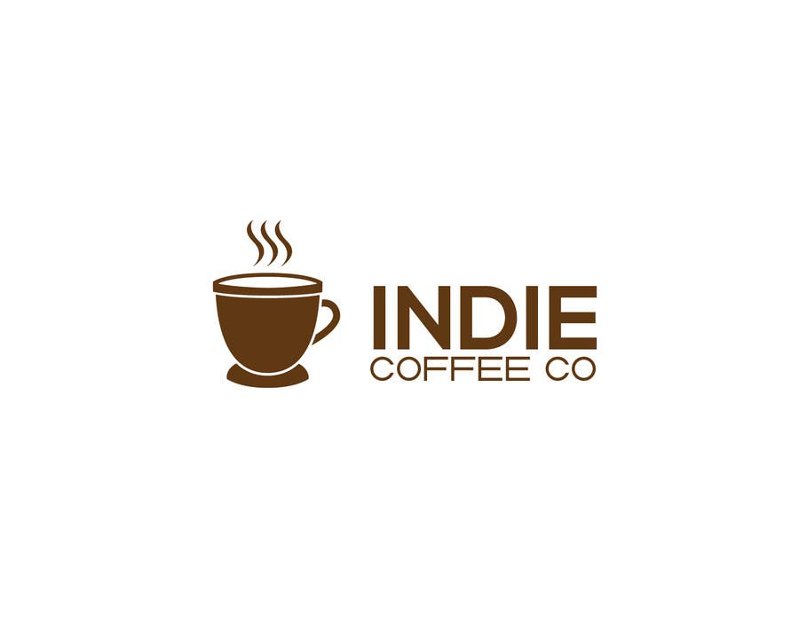 Konkurrenceindlæg #21 for Design a Logo for Indie Coffee Co.