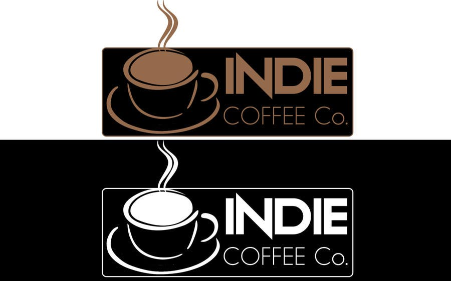 Konkurrenceindlæg #70 for Design a Logo for Indie Coffee Co.