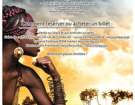 #48 untuk Concevez un flyer for An event named Discover AFRICA oleh boris03borisov07