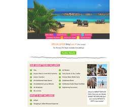 #25 untuk Design a Website Mockup for www.SriLankaMICE.com oleh nomandesign