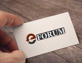 Nro 84 kilpailuun eForum logo käyttäjältä sammyali