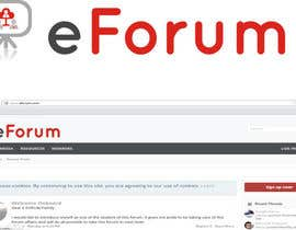 #111 for eForum logo by TradeDesigns