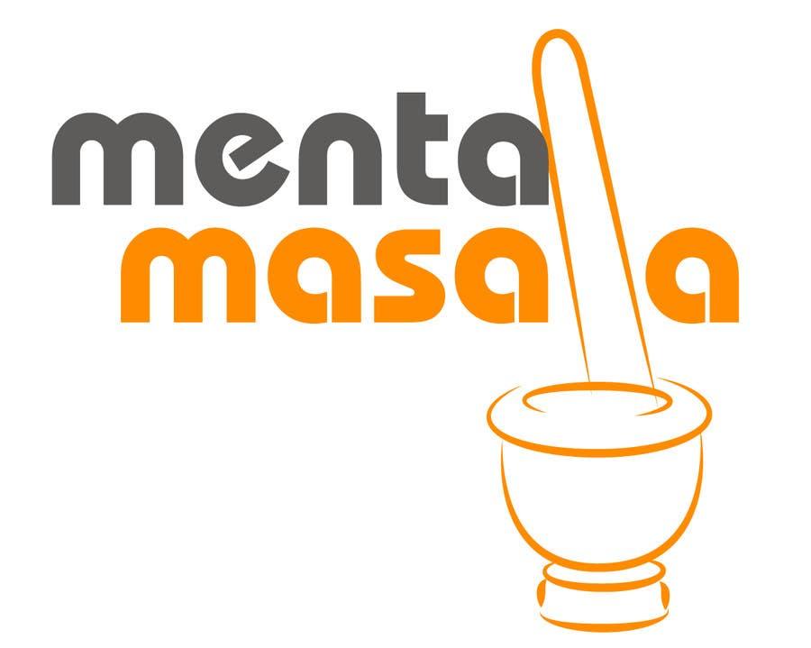 Konkurrenceindlæg #                                        41                                      for                                         Design a Logo for Mental Masala (www.mentalmasala.com)