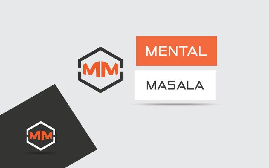 Konkurrenceindlæg #                                        34                                      for                                         Design a Logo for Mental Masala (www.mentalmasala.com)