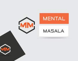 #34 for Design a Logo for Mental Masala (www.mentalmasala.com) af aftabuddin0305
