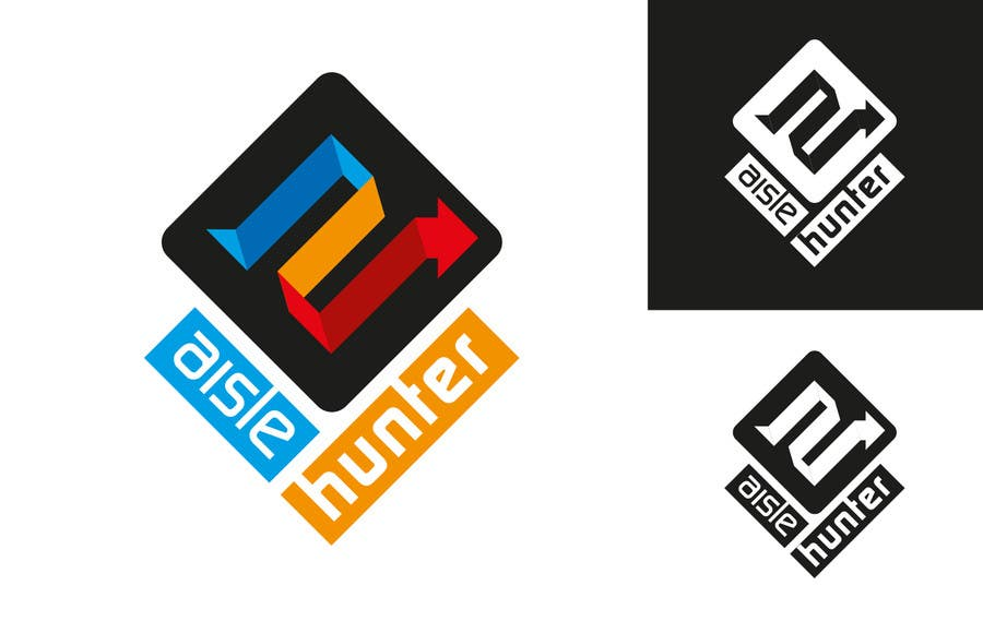 Konkurrenceindlæg #78 for Design a Logo for AisleHunter