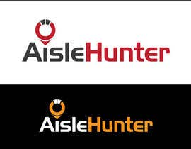 nº 13 pour Design a Logo for AisleHunter par iakabir