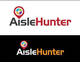 nº 33 pour Design a Logo for AisleHunter par iakabir