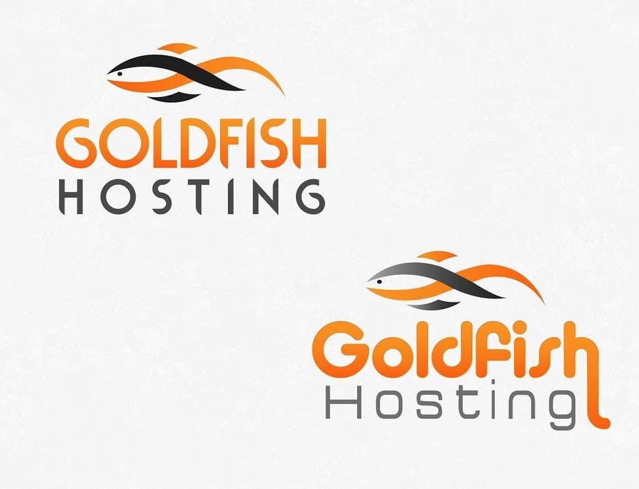 Bài tham dự cuộc thi #                                        58                                      cho                                         Design a Logo for Goldfish Hosting