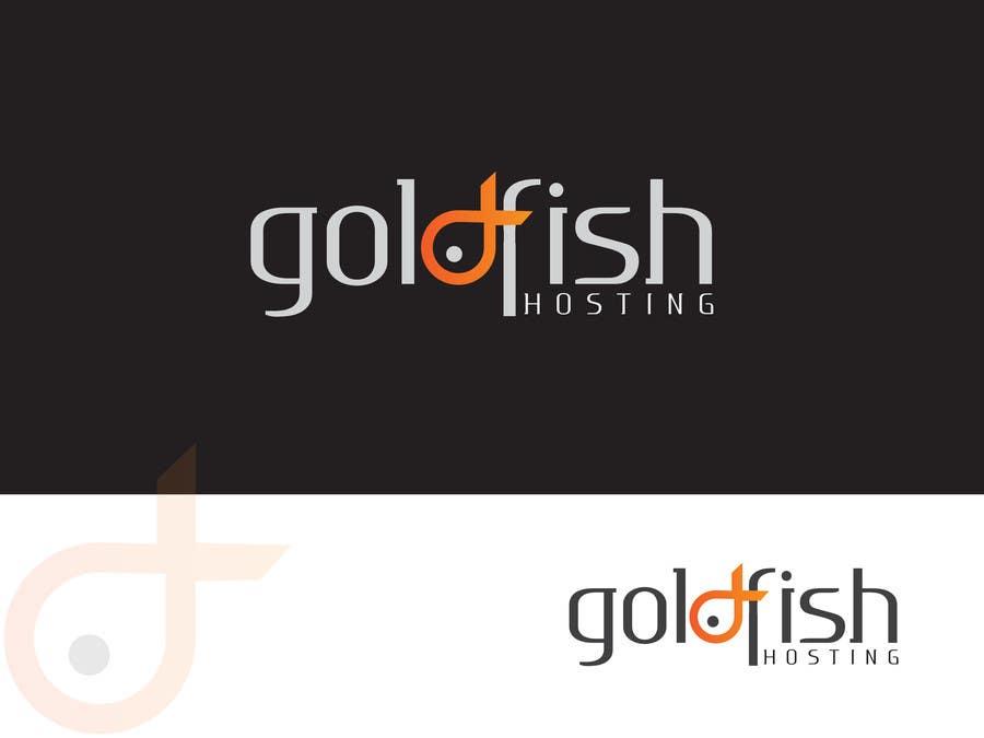 Bài tham dự cuộc thi #                                        30                                      cho                                         Design a Logo for Goldfish Hosting