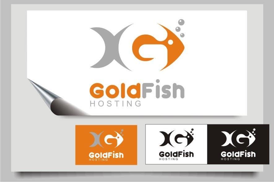 Bài tham dự cuộc thi #                                        54                                      cho                                         Design a Logo for Goldfish Hosting