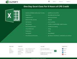#2 cho Design a Website Mockup for a webpage bởi Modeling15