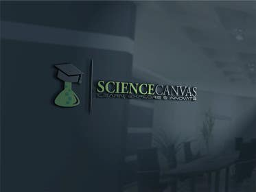 "#41 cho Design a Logo for ""Science Canvas"" bởi eagledesignss"