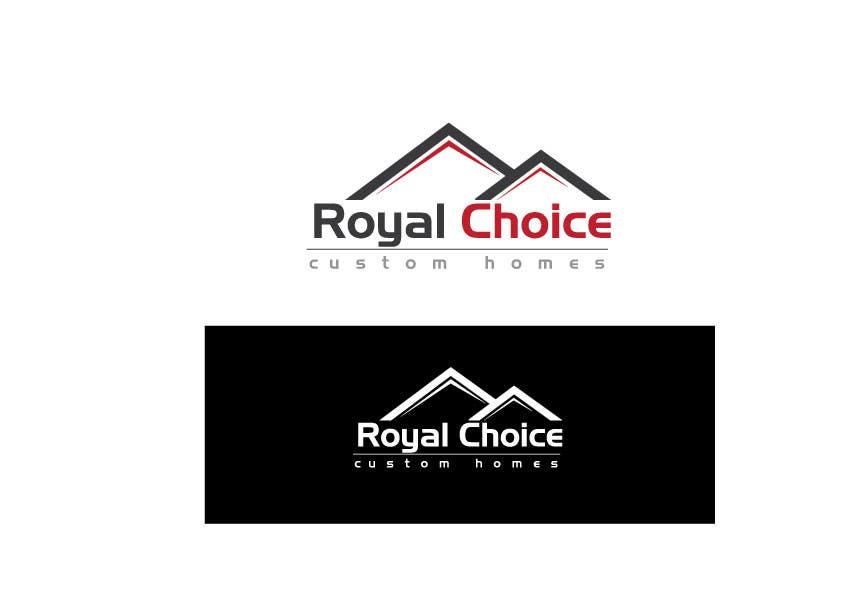 Inscrição nº 57 do Concurso para Design a Logo for Custom Home Builder