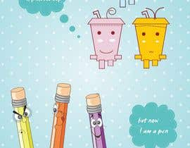 liuliu1 tarafından A2 Poster - Cute illustration of some items için no 19