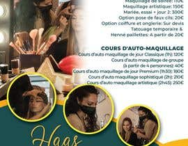 #101 for Flyer for make up lessons by tamimabdullah141