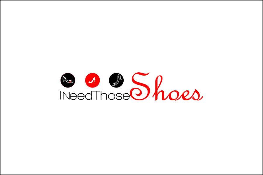 Penyertaan Peraduan #12 untuk Design a Logo for I NEED those shoes