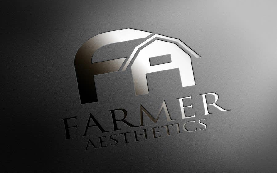 Contest Entry #                                        24                                      for                                         Farmer Aesthetics - Company branding
