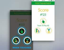 Nro 17 kilpailuun Design App Page käyttäjältä adnanadbi