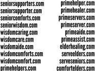 Logo Design Inscrição do Concurso Nº191 para Please suggest Business name/Domain for senior care  agency