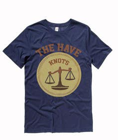 "#21 untuk T Shirt ""The Have Knots"" for Fortunate Clothing oleh ezaz09"
