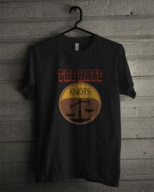 "murtalawork tarafından T Shirt ""The Have Knots"" for Fortunate Clothing için no 12"