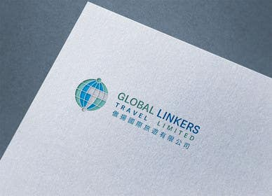 #68 untuk Design a Logo for Global Linkers Travel Limited oleh kalilinux71