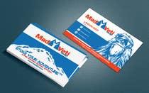 Design some Business Cards for Mad Yeti Design için Graphic Design117 No.lu Yarışma Girdisi
