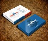 Design some Business Cards for Mad Yeti Design için Graphic Design92 No.lu Yarışma Girdisi