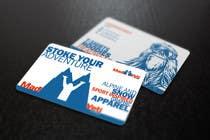 Design some Business Cards for Mad Yeti Design için Graphic Design63 No.lu Yarışma Girdisi