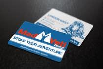 Design some Business Cards for Mad Yeti Design için Graphic Design99 No.lu Yarışma Girdisi