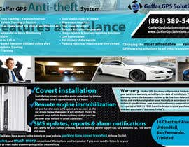 #18 untuk Design a Brochure for a GPS Anti-theft System oleh uniqmanage