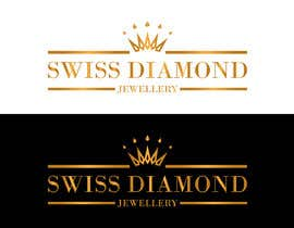 #49 for Design a symbol for a Swiss Diamond Jewellery brand - combining stars and diamonds as a symbol af bashirrased