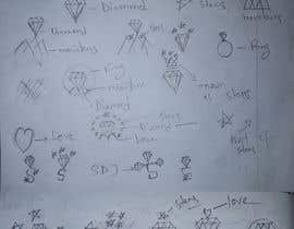 #50 for Design a symbol for a Swiss Diamond Jewellery brand - combining stars and diamonds as a symbol af AAlphaCreative