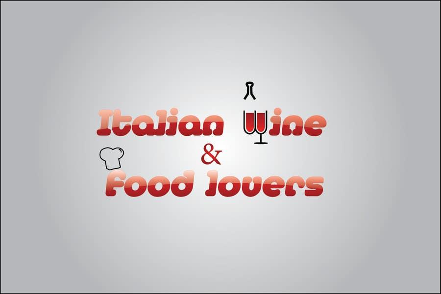 Inscrição nº 10 do Concurso para Logo design for food and wine