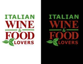 #58 for Logo design for food and wine by nemesandras