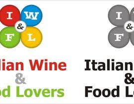 #53 for Logo design for food and wine by inspiringlines1
