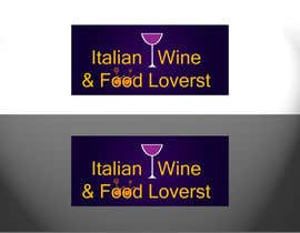 #68 for Logo design for food and wine af jeganr