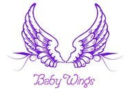 Bài tham dự #51 về Graphic Design cho cuộc thi Design a pair of angel wings for baby clothing