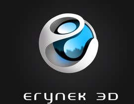 #58 for LOGO CONTEST ERYNEK3D by Vomitus