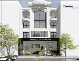Nro 51 kilpailuun Commercial Building Design käyttäjältä triaramadhani34
