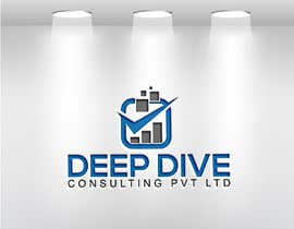 #183 for Logo Graphic design with word mark and tagline included for my organisation Deep Dive Consulting. I would expect brandname if you can think of for Deep Dive Consulting. by aklimaakter01304