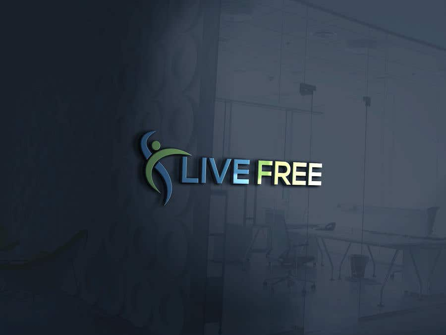 Proposition n°                                        668                                      du concours                                         LOGO CONTEST: X LIVE FREE