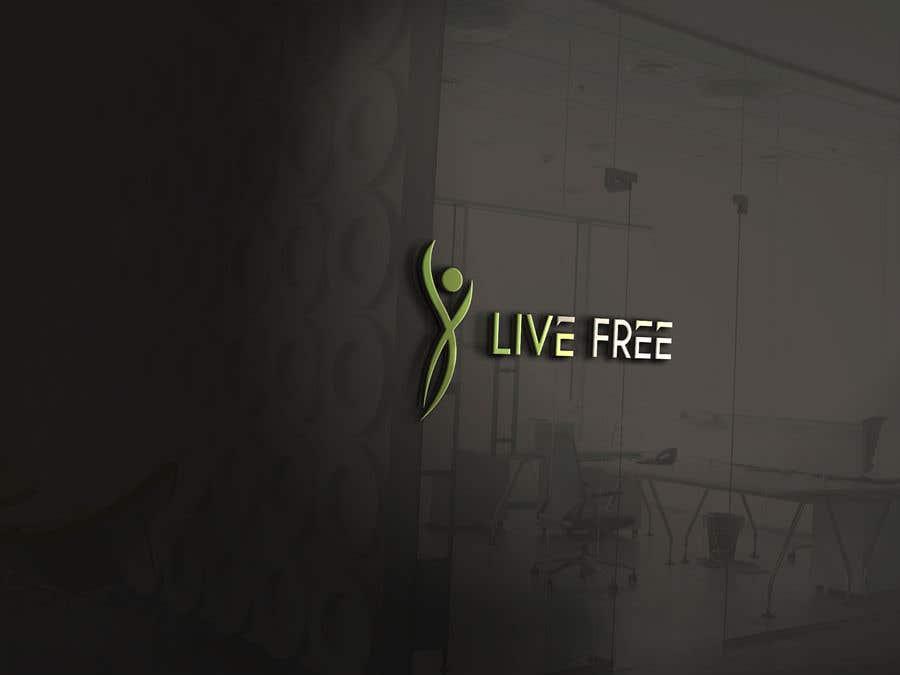 Proposition n°                                        729                                      du concours                                         LOGO CONTEST: X LIVE FREE